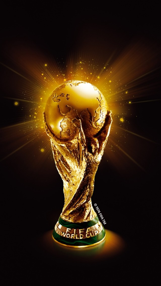 Fifa World Cup iPhone wallpaper
