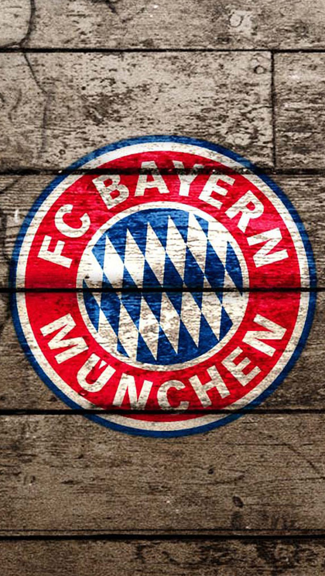 FC Bayern Munich iPhone wallpaper