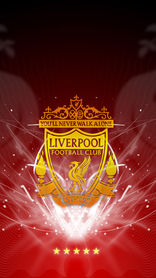 Liverpool Football Club iPhone wallpaper