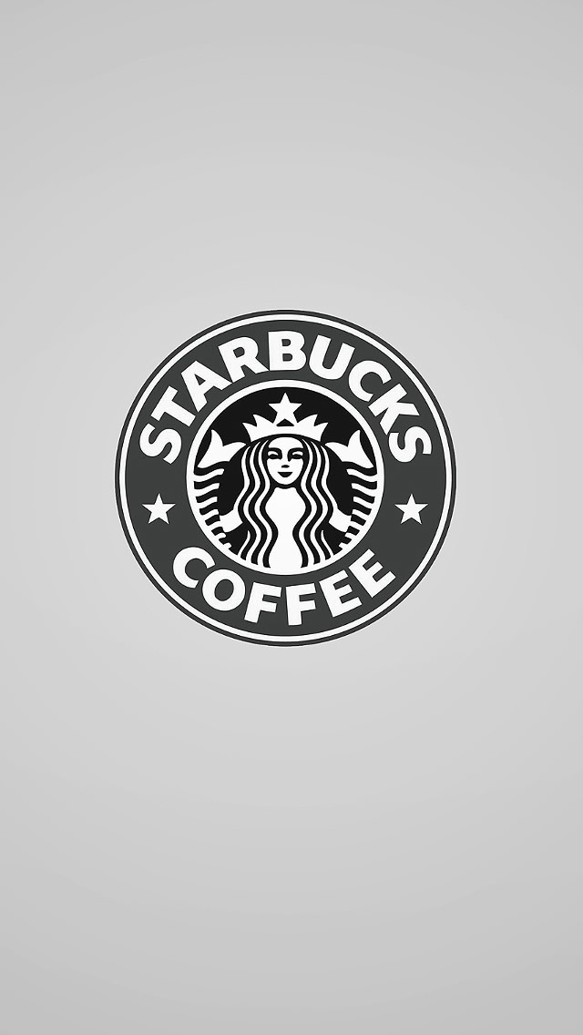 Starbucks Coffee Logo Iphone Wallpapers Free Download