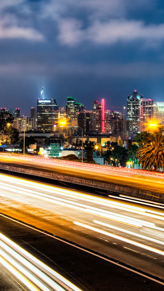 San Diego Cityscape Iphone Wallpapers Free Download