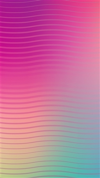 Abstract Pink Wave Background iPhone wallpaper