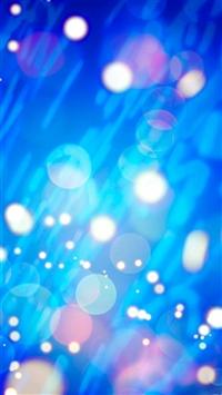 Abstract Glitter Light Bokeh iPhone 5s wallpaper