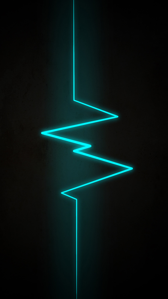 Lifeline Signal Vertical Lockscreen iPhone wallpaper