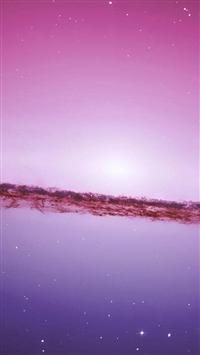 Pure Fantasy Galaxy Gravitaional Peripheral iPhone 5s wallpaper