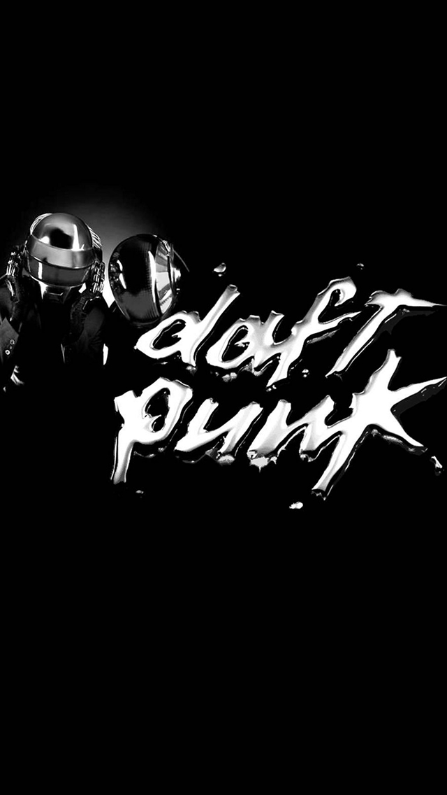 Daft Punk Chrome Iphone Wallpapers Free Download