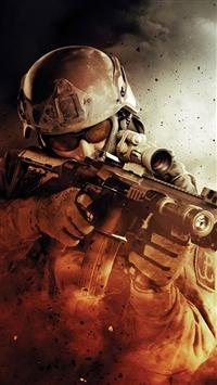 Dark Journey Poster iPhone wallpaper