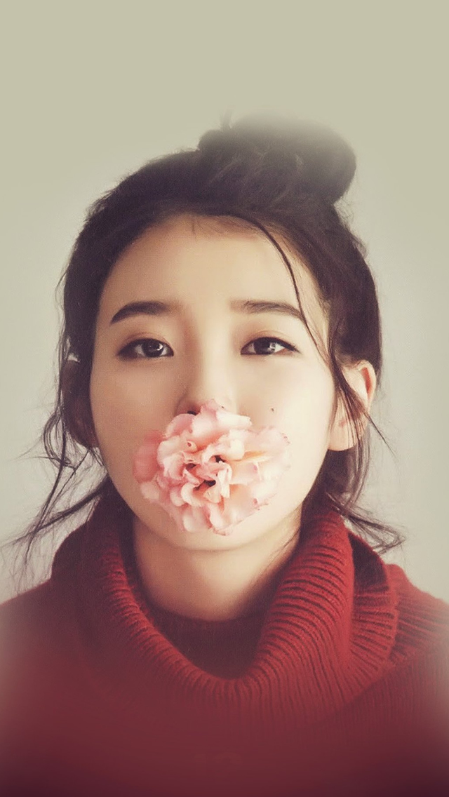 Kpop Iu Singer Music Cute Girl Sexy Iphone Wallpapers Free