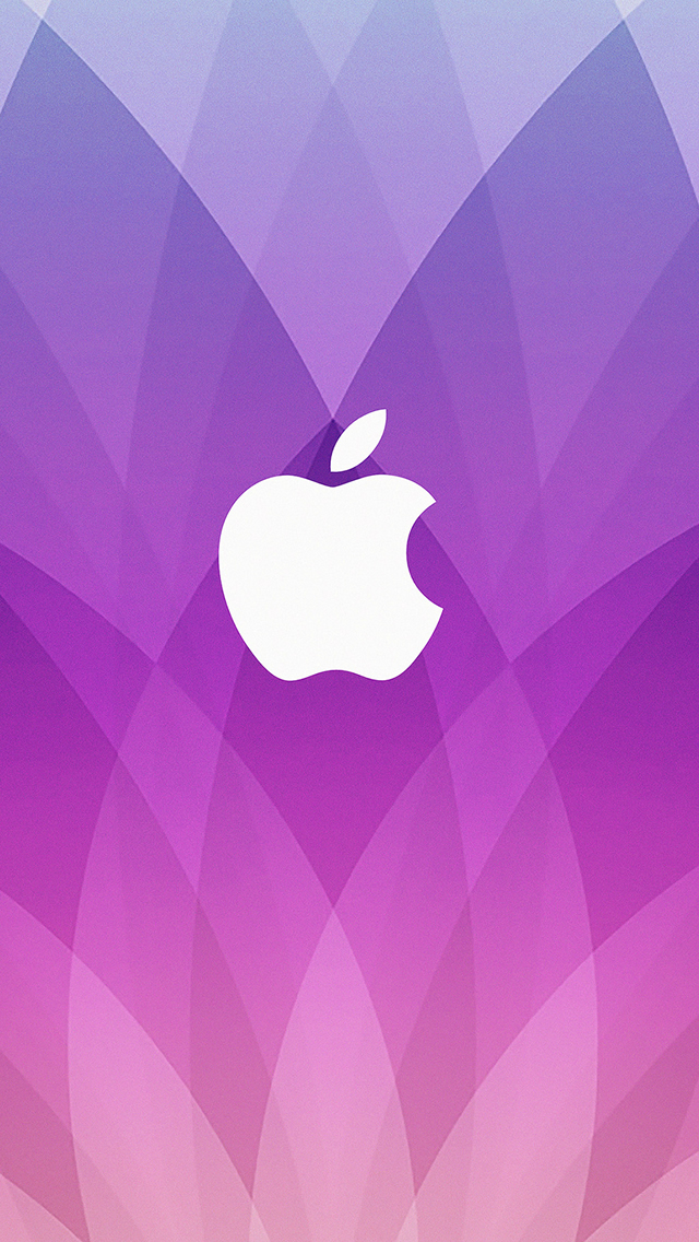 Apple Event March 2015 Purple Pattern Art iPhone wallpaper