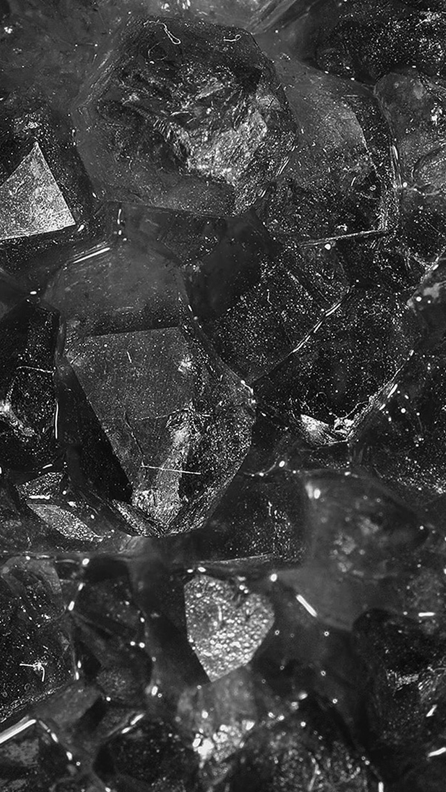 Abstract Diamond Jewel Texture Dark Pattern Iphone Wallpapers Free