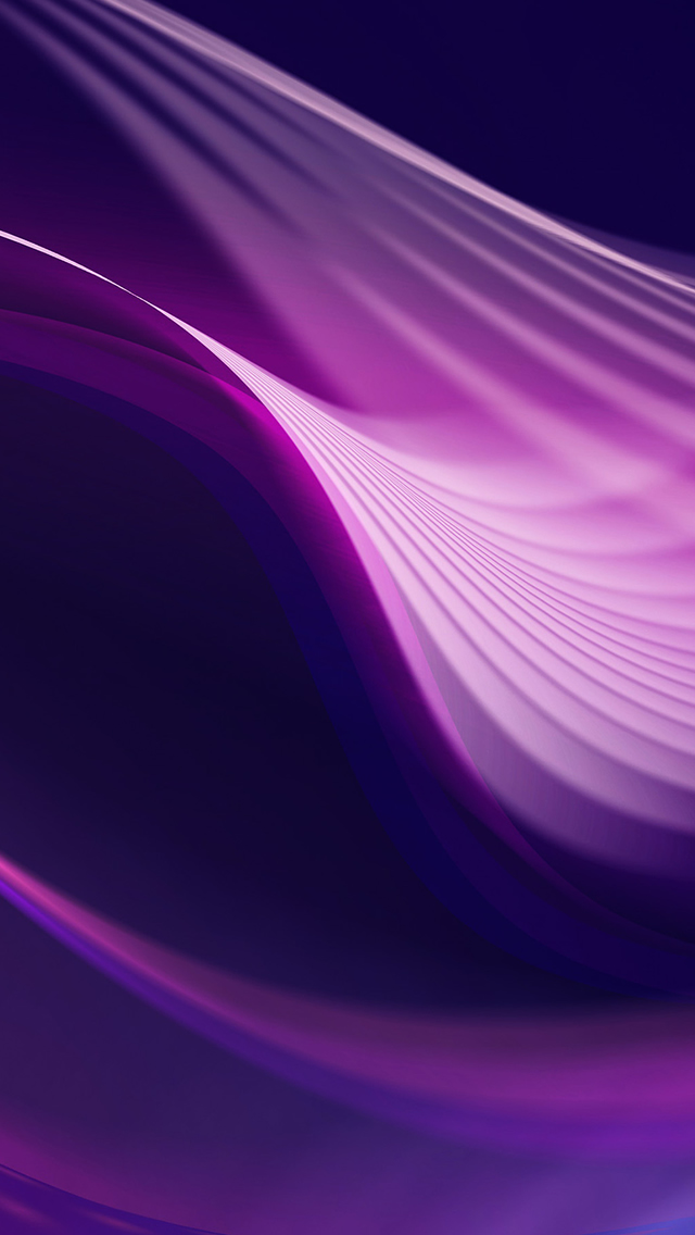 Wave Abstract Purple Pattern Background iPhone wallpaper