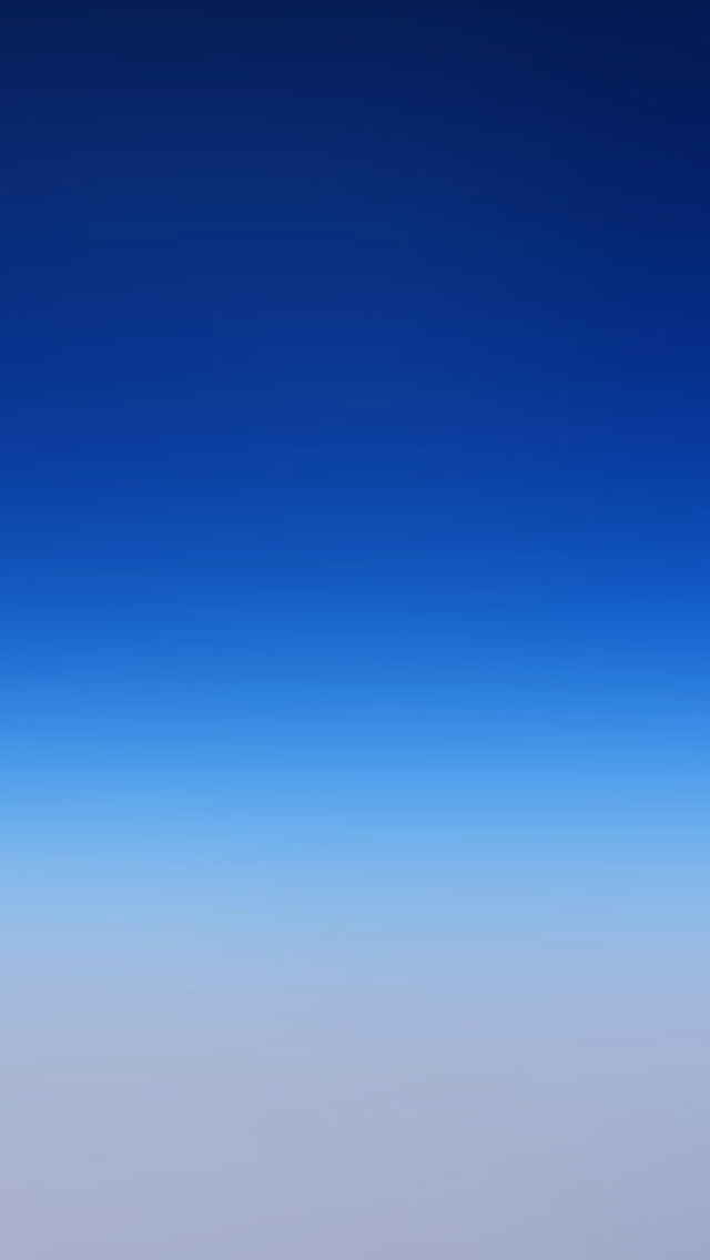 Pure Blue Gradient Color Background iPhone wallpaper