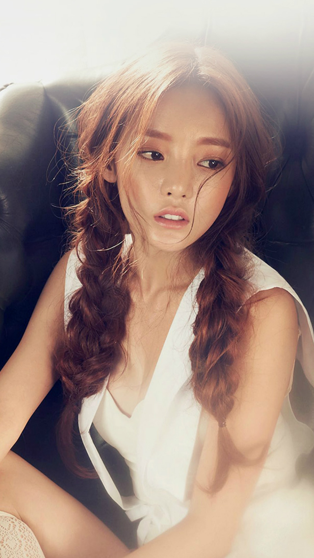 Gu Hara Mini Music Album Sexy Kpop iPhone wallpaper