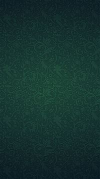Green Ornaments Texture Pattern iphone wallpaper ilikewallpaper com 200