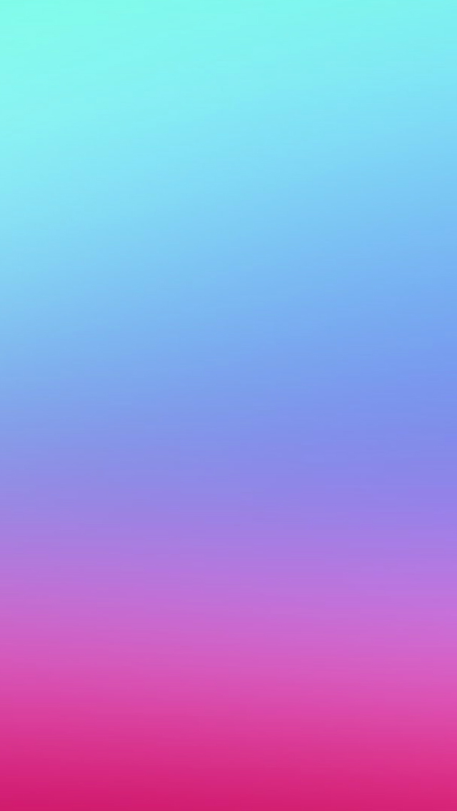 Pure Color Gradation Blur iPhone wallpaper