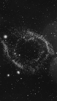 Eye Of Space Star Galaxy Dark Flare iPhone 5s wallpaper
