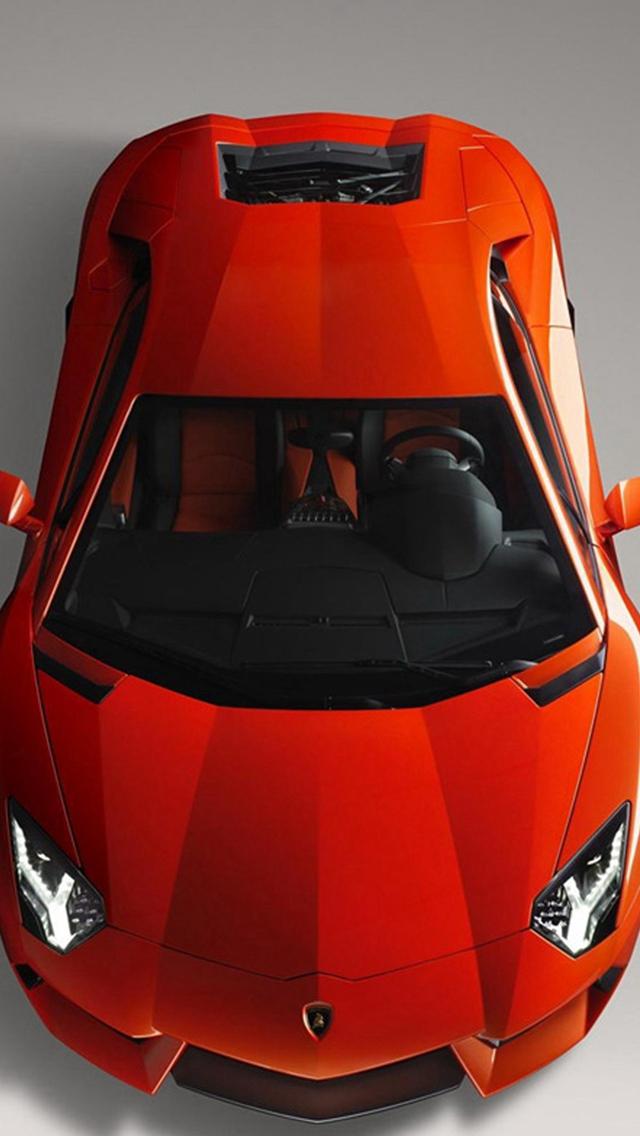 Pretty Red Lamborghini Iphone Wallpapers Free Download