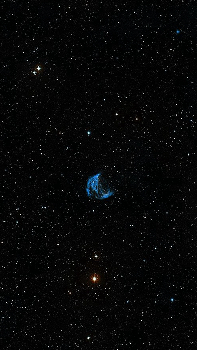 Dark Night Universe Star Galaxy Night Starry Space iPhone wallpaper