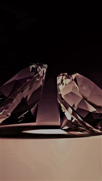Diamond Two Art iPhone 5s wallpaper