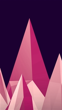 Graphics Low Poly Digital Art Minimalism iPhone 5s wallpaper