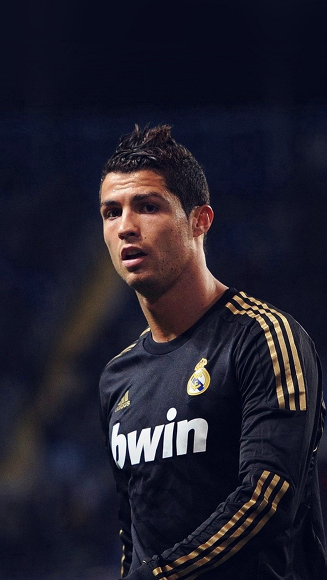 Ronaldo Christiano Soccer Star Iphone Wallpapers Free Download