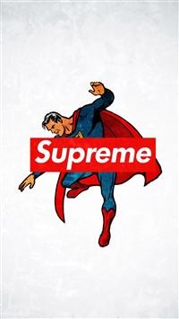 Supreme Trend Logo Film Art  iPhone 5s wallpaper