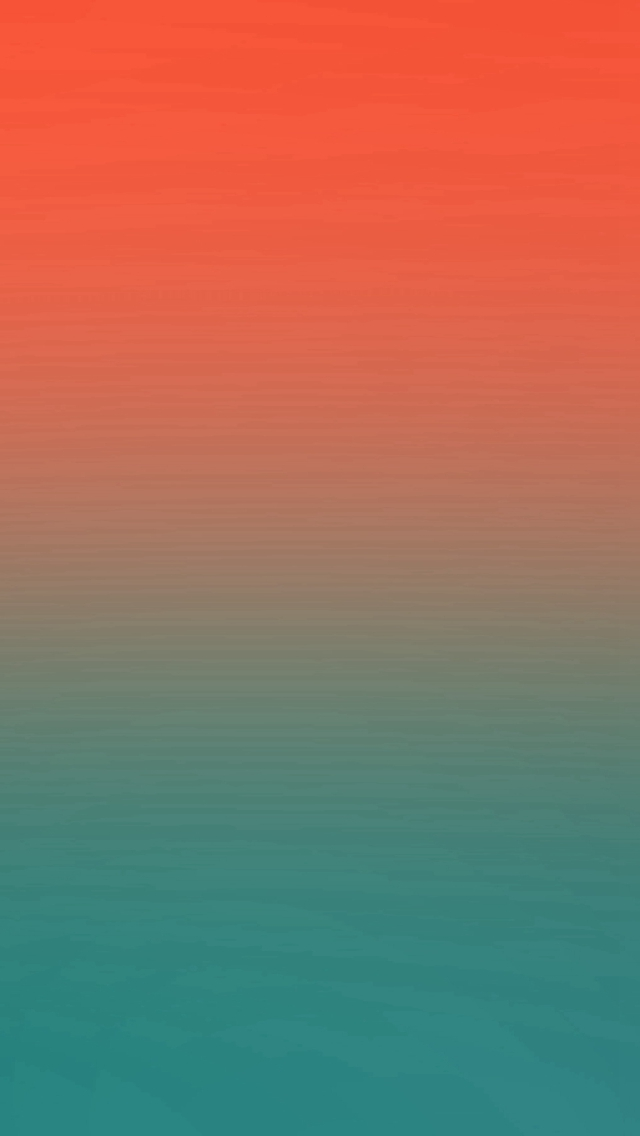 Japanese Art Red Green Gradation Blur iPhone wallpaper