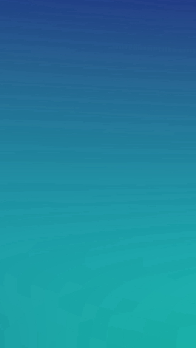 Blue Green Gradation Blur iPhone wallpaper
