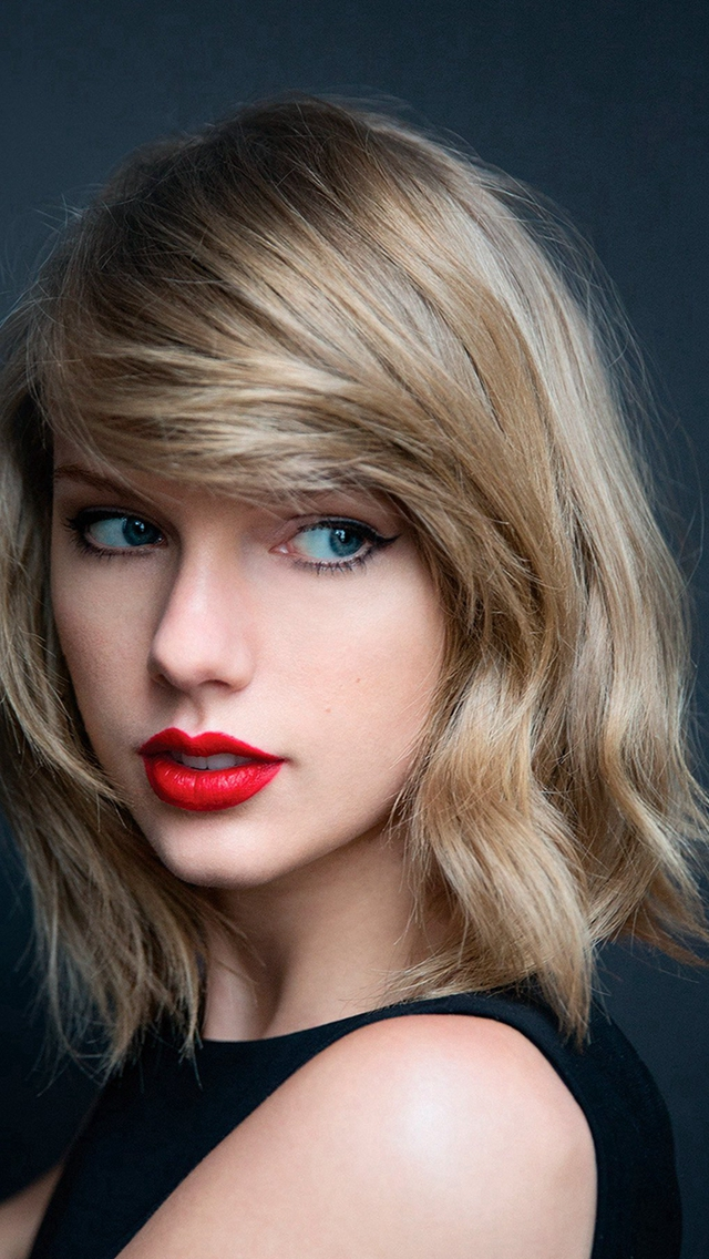Taylor Swift Artist Celebrity Girl iPhone wallpaper