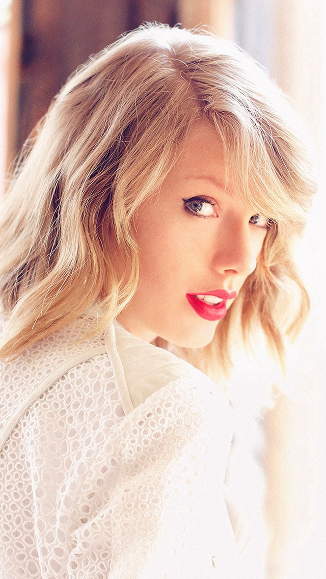 Taylor Swift Music Girl Beauty iPhone wallpaper