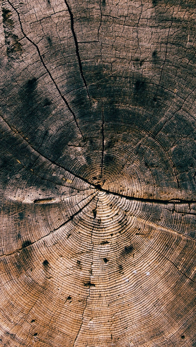 Wood Line Texture Old Dark Pattern iPhone wallpaper