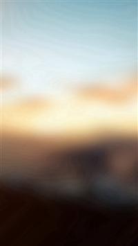Sky Blur Gradation Blur iPhone 5s wallpaper