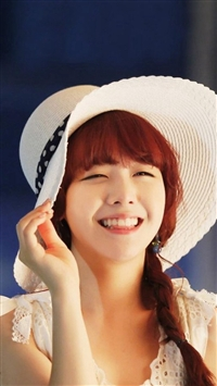 Cute Sweet Beauty Girl Model Photography iPhone 5s wallpaper