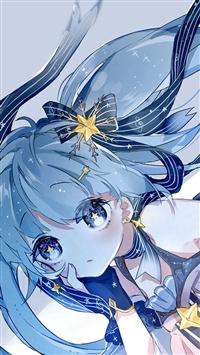 Anime Girl Goddess Beauty Illustration Art iPhone 5s wallpaper