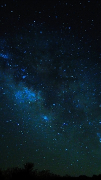 Sky Views At Night iPhone 5s wallpaper