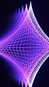 Bardula Abstract Purple Pattern Background iPhone 5s wallpaper