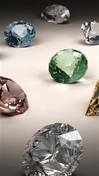 Stones Jewels Diamonds iPhone 5s wallpaper