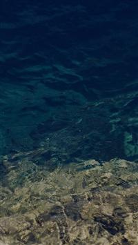 Water Texture Dark Summer Wave Nature Sea iPhone 5s wallpaper