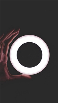 Circle Hand Dark Ring Simple Nature iPhone 5s wallpaper