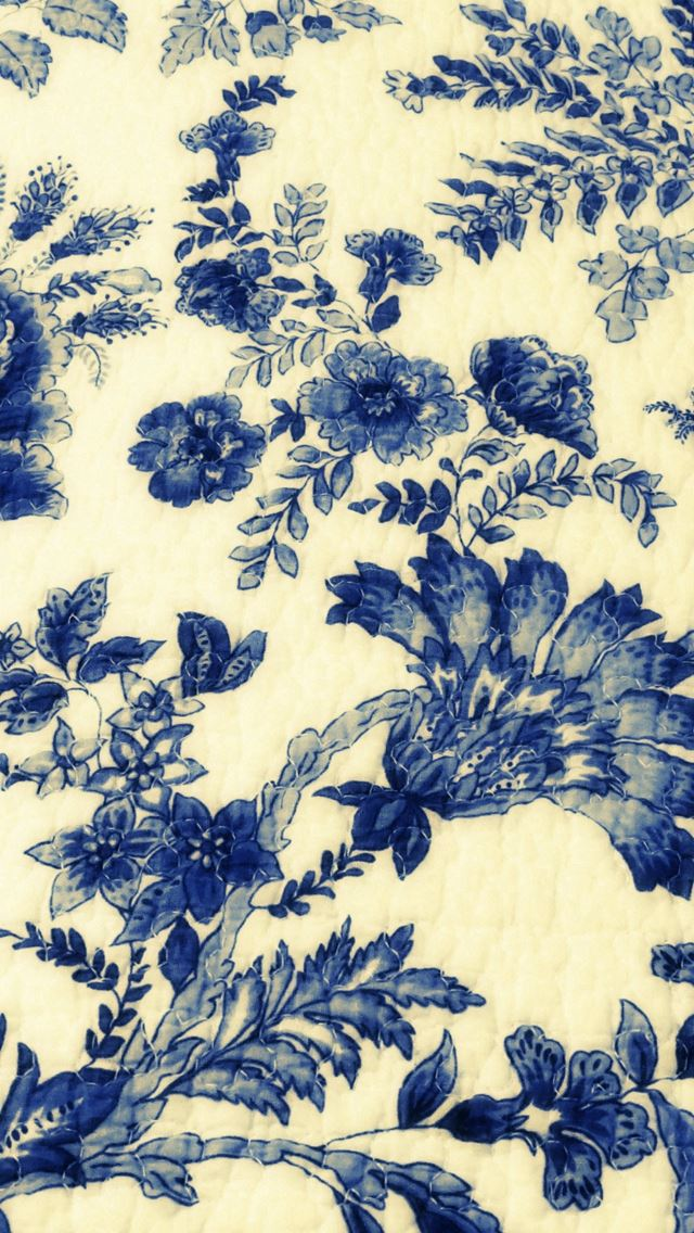 Abstract Floral Pattern Ethnic Style Texture iPhone wallpaper