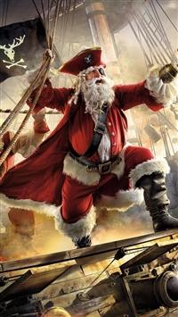 Best Santa Claus Iphone Wallpapers Hd Ilikewallpaper