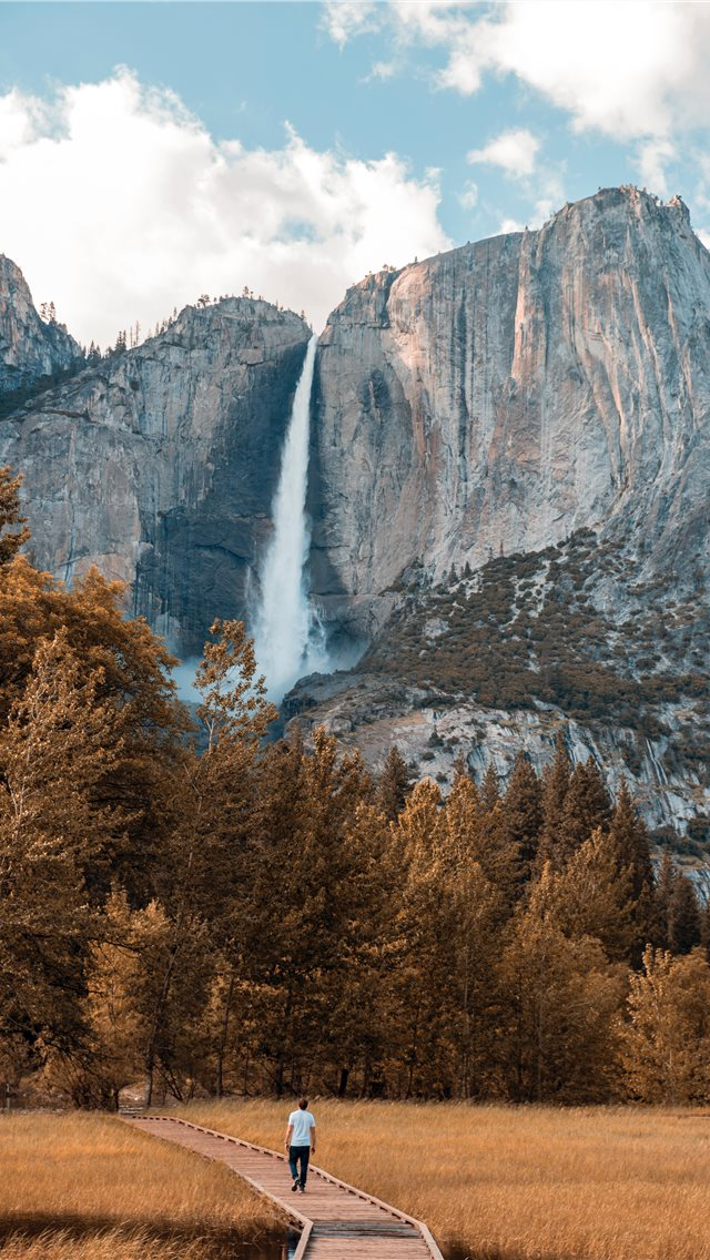 Lost In Yosemite Ca Iphone Wallpapers Free Download