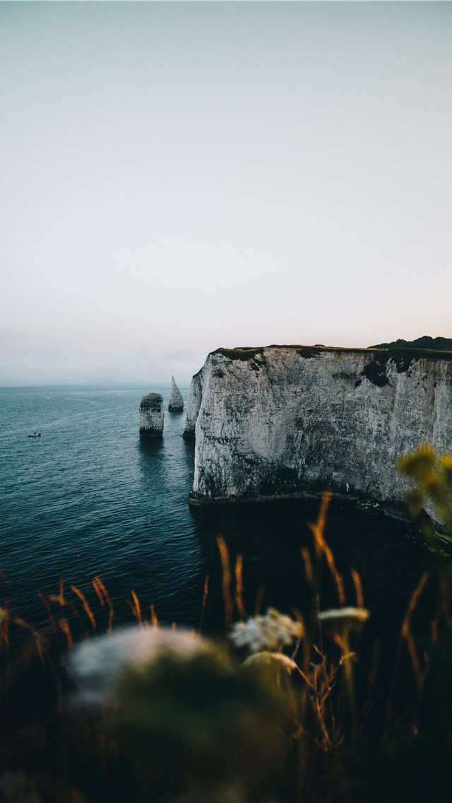 Old Harry Rocks United Kingdom Iphone Wallpapers Free Download