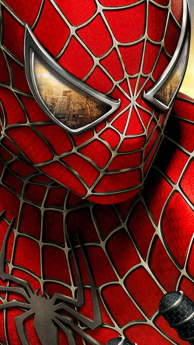 Spider Man 5 iPhone wallpaper