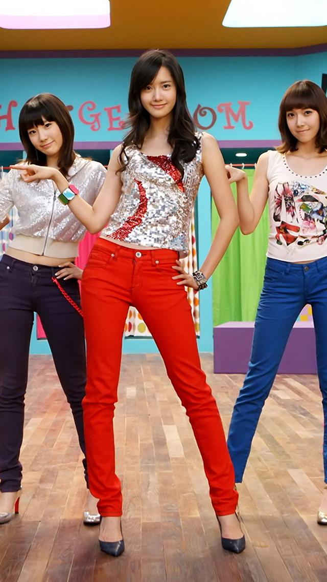 Girls Generation iPhone wallpaper