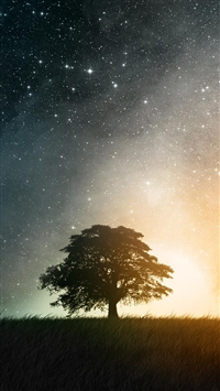 Fantasy Art Skyscapes iPhone 5s wallpaper