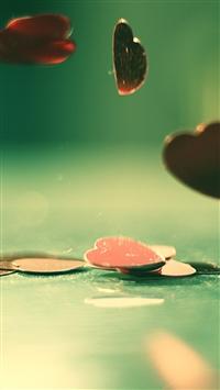 Rebound Love iPhone 5s wallpaper