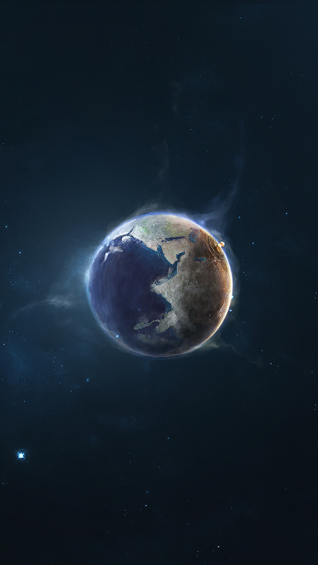 Earth Outer Iphone Wallpapers Free Download