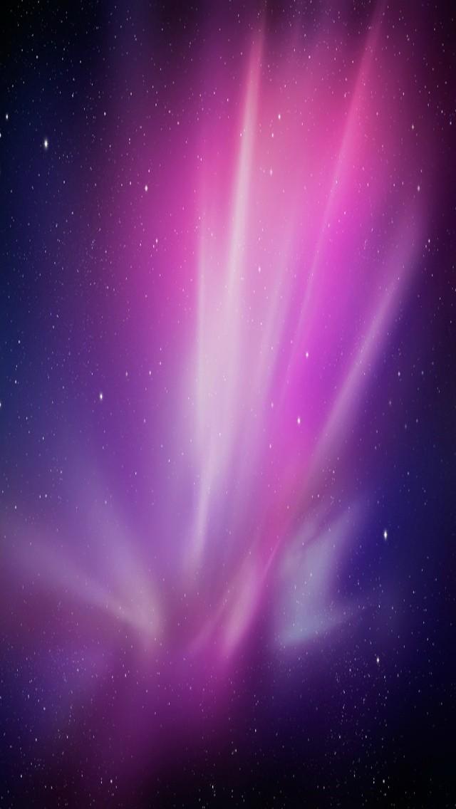 Mac Purple Stars iphone wallpaper ilikewallpaper com