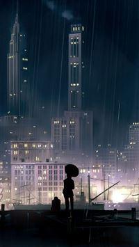 Best Rain Iphone Wallpapers Hd Ilikewallpaper